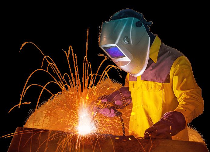 Газовая и электродуговая сварка металлоконструкций